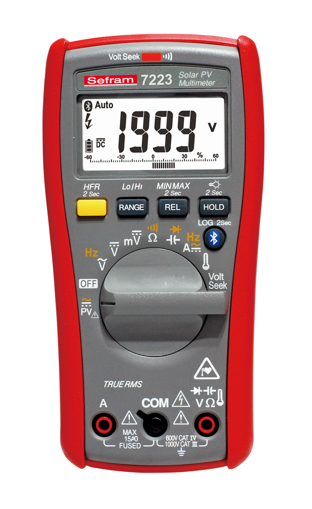 TRMS AC Digital Multimeter