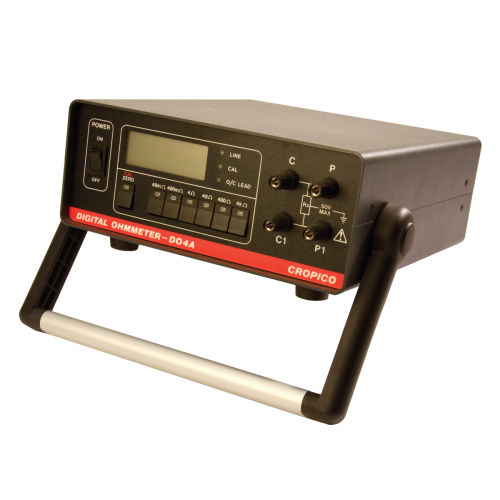 Digital ohmmeter DO4A