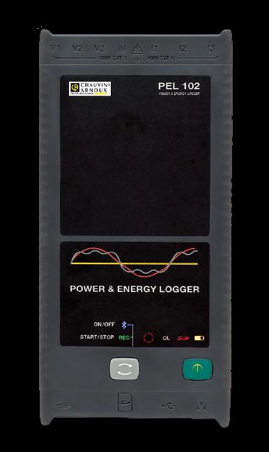 Регистратори на електро и физически величини
