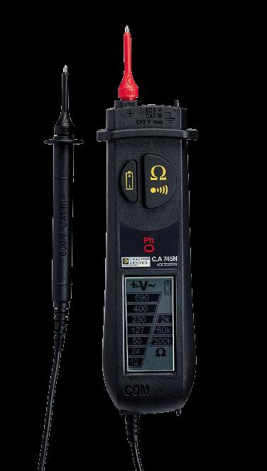 Джобни измервателни уреди